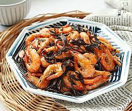 茶叶虾的做法