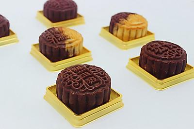 糕一三班——广式月饼 黑糖月饼 椰蓉月饼 冰糖月饼