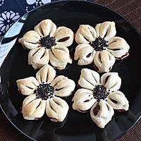 樱花豆沙酥#浪漫樱花季#的做法图解32