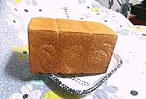 一次发酵自制健康全麦面包的做法
