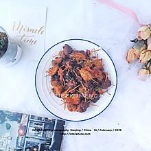 #花10分钟,做一道菜!#牙签牛肉pk牙签鸡肉