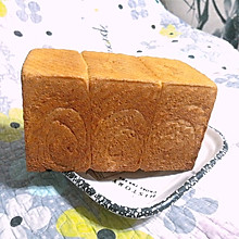 一次发酵自制健康全麦面包