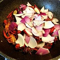爆炒十三香小龙虾的做法图解7
