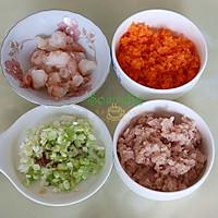 水晶虾饺的做法图解2