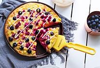 缤纷水果披萨。的做法