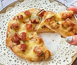 ‼️超美味蒲烧鳗鱼pizza的做法