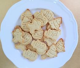 卡通乳酪小饼干-高钙低脂宝宝最爱的做法