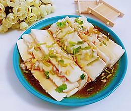 #餐桌上的春日限定#小葱豆腐的做法