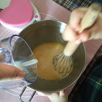 草莓松饼的做法 步骤3
