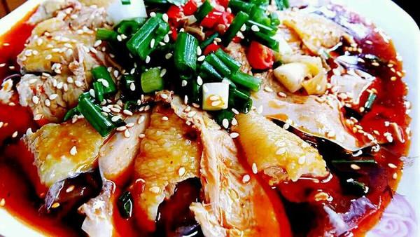 李孃孃爱厨房之一一红油鸡片(川味)的做法