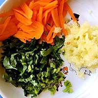 爽口酸辣黄瓜金针菇|家中常备下酒菜的做法图解5