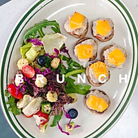 芝士培根芋泥烤口蘑—快手小食系列的做法图解23