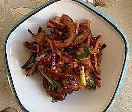 韩式拌圆葱的做法
