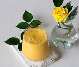 牛奶芒果汁的做法