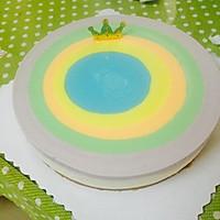 彩虹蛋糕的做法图解9