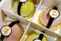 #奈特兰草饲营养美味#蛋黄酥的做法