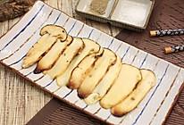 黄油煎松茸—迷迭香的做法