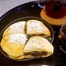 燕麦红豆松饼