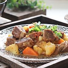 #秋天怎么吃#胡萝卜土豆牛肉