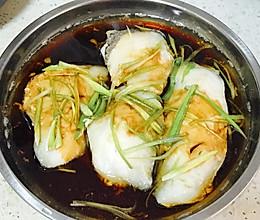 #餐桌上的春日限定#清蒸鳕鱼块的做法