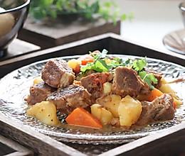 #秋天怎么吃#胡萝卜土豆牛肉的做法