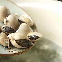 #花10分钟,做一道菜!#海草蛤蜊汤的做法图解5