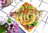 #餐桌上的春日限定#吃不胖的【红烧鳊鱼】   元気汀的做法