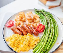 减肥减脂元气满满的早餐在这里~的做法
