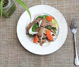 #精品菜谱挑战赛#凉拌腰片的做法