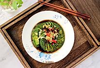 蓑衣黄瓜#做道懒人菜,轻松享假期#的做法