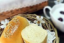 全麦酸奶面包的做法