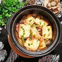 #今天吃什么#天冷就吃这锅暖心又暖胃的砂锅豆腐