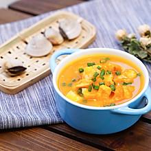 海鲜豆腐南瓜炖丨拌饭
