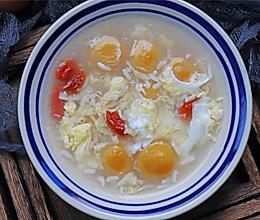 #硬核菜谱制作人#米酒蛋花汤的做法
