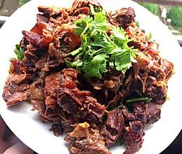 零失败的电饭煲卤牛肉的做法