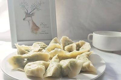韭菜这样包出水饺比饺子店里卖的好吃多了,原因只因为加了它