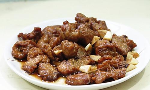 妈妈手传美味荔枝肉的做法