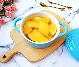 黄桃罐头#秋天怎么吃#的做法