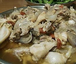红葱头蒸鸡的做法