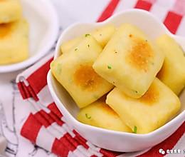 虾皮葱花饼 宝宝辅食食谱的做法