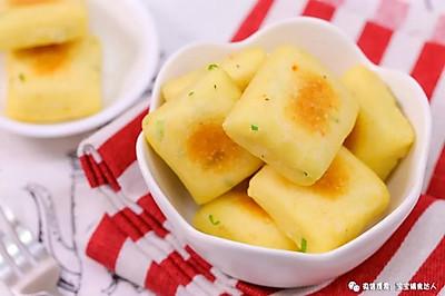 虾皮葱花饼 宝宝辅食食谱