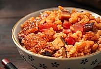 日食记 | 香菇腊肠焖饭的做法