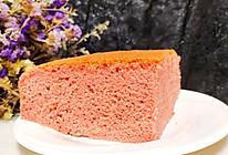 #金龙鱼精英百分百烘焙大赛tiger战队#红曲戚风蛋糕的做法