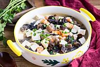 #肉食主义狂欢#海参虾仁烩豆腐的做法