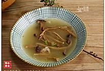 茶树菇排骨汤:味纯清香的老火汤的做法