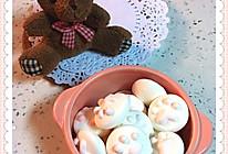 超详细(啰嗦。。=_=)步骤猫爪棉花糖的做法