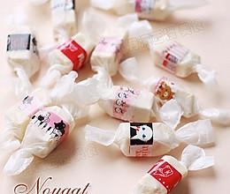 一吃停不了口的---棉花糖版牛轧糖的做法