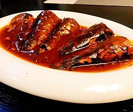 茄汁鱼罐头@记忆中的味道的做法
