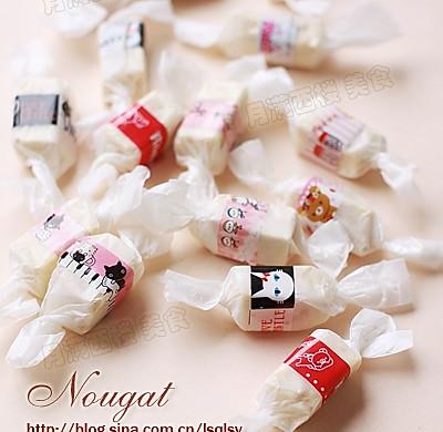 一吃停不了口的---棉花糖版牛轧糖