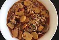 麻辣金针菇的做法